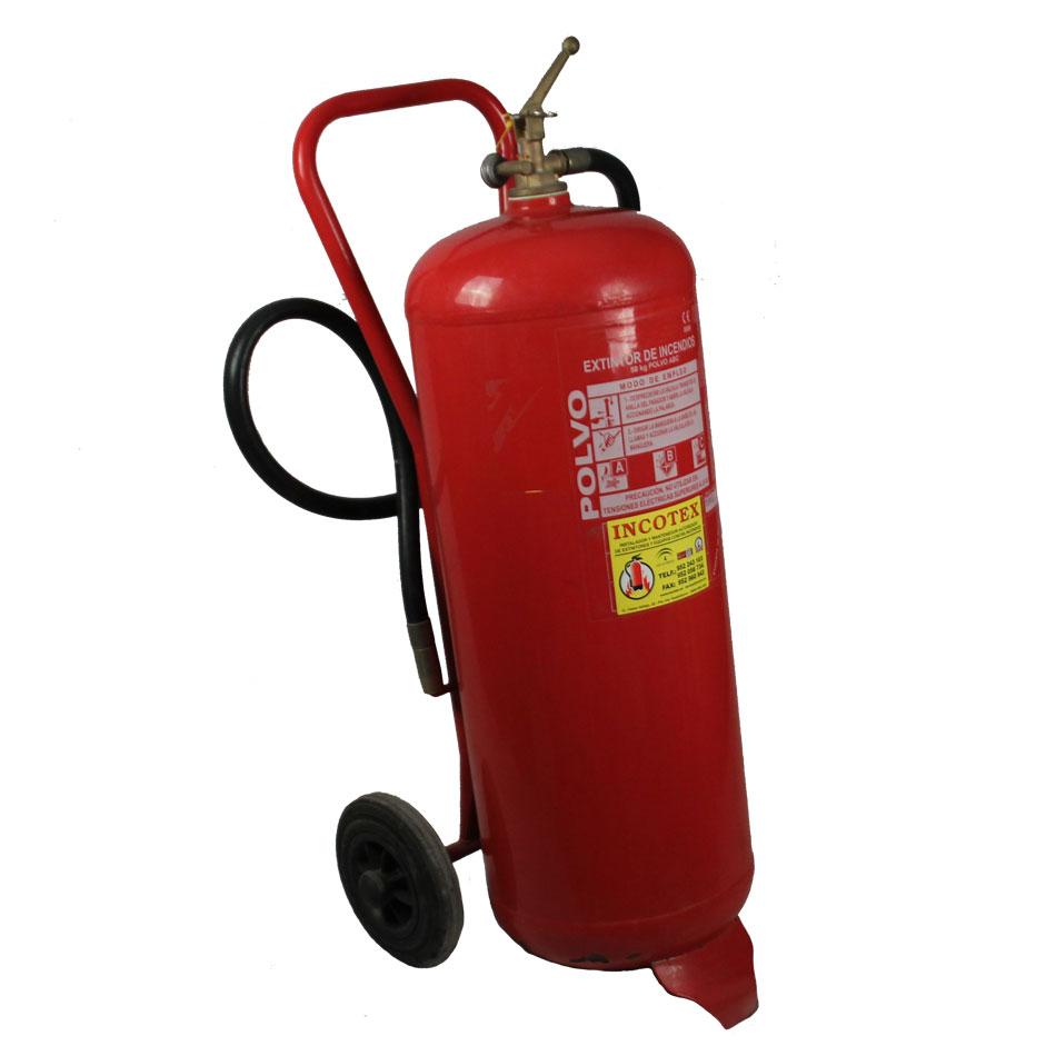 Extintor polvo 1kg50